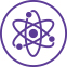icon of atomic symbol